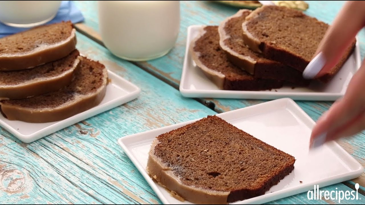 How To Make Caramel Macchiato Banana Bread Bread Recipes Allrecipes Com
