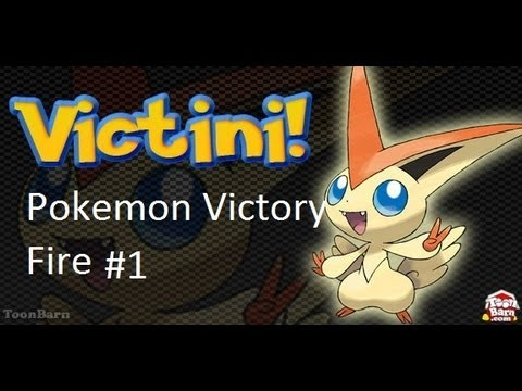 Pokemon victory fire walkthrough part 1