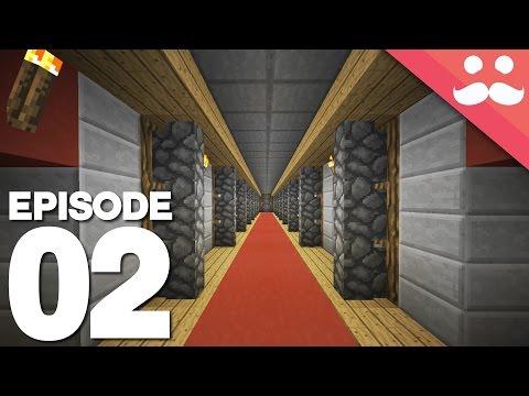 Hermitcraft 4: Episode 2 - Progress Being...