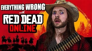 Red Dead Online Is Currently TERRIBLE.
