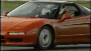 1990 Acura NSX Road Test