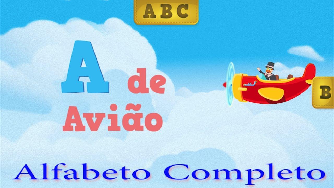 ABC do Bita 🥰Joguinho Infantil 😍Alfabeto em Português