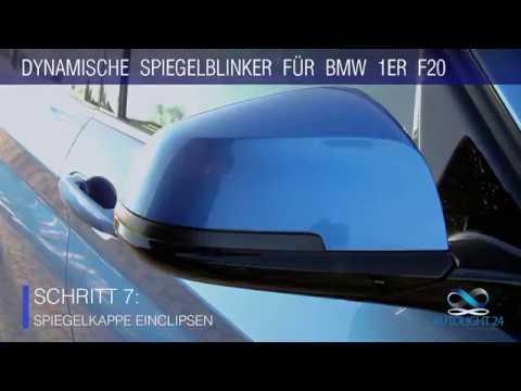 Led Dynamische Spiegelblinker Fur Bmw F20 F21 Einbauanleitung