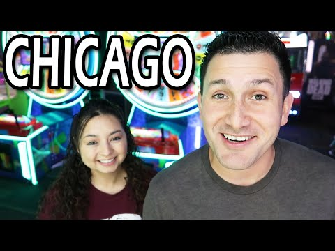Guess where we are going next for the World Tour... CHICAGO, ILLINOIS!!!