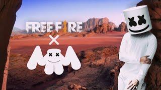 Marshmello ft khalid silence Version Garena Free Fire Official Vídeo Clip