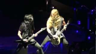 ozzy and friends paranoid hd slash zakk and gus g oslo norway 31 5 12