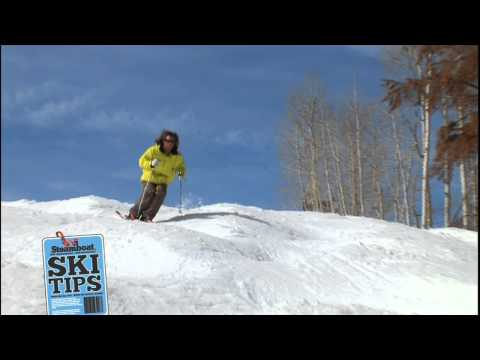 Steamboat - Learn Ski Tip for the bumps