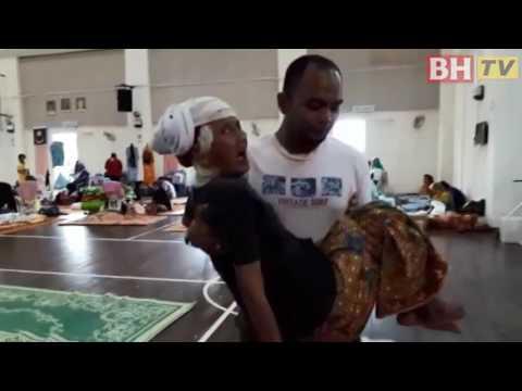 Mangsa banjir di Kelantan meningkat