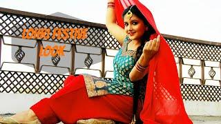 Lohri Festive Look ~ Brown Punjabi Girl Look ~