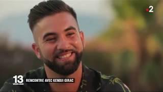 Rencontre avec Kendji Girac