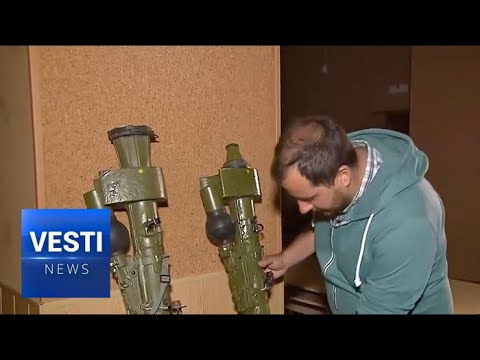 What Kind of Army is This? Patriotic Ukrainian Officers Sell Air Defense System to Enemy DPR Rebels