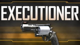 Executioner - Black Ops 2 Weapon Guide