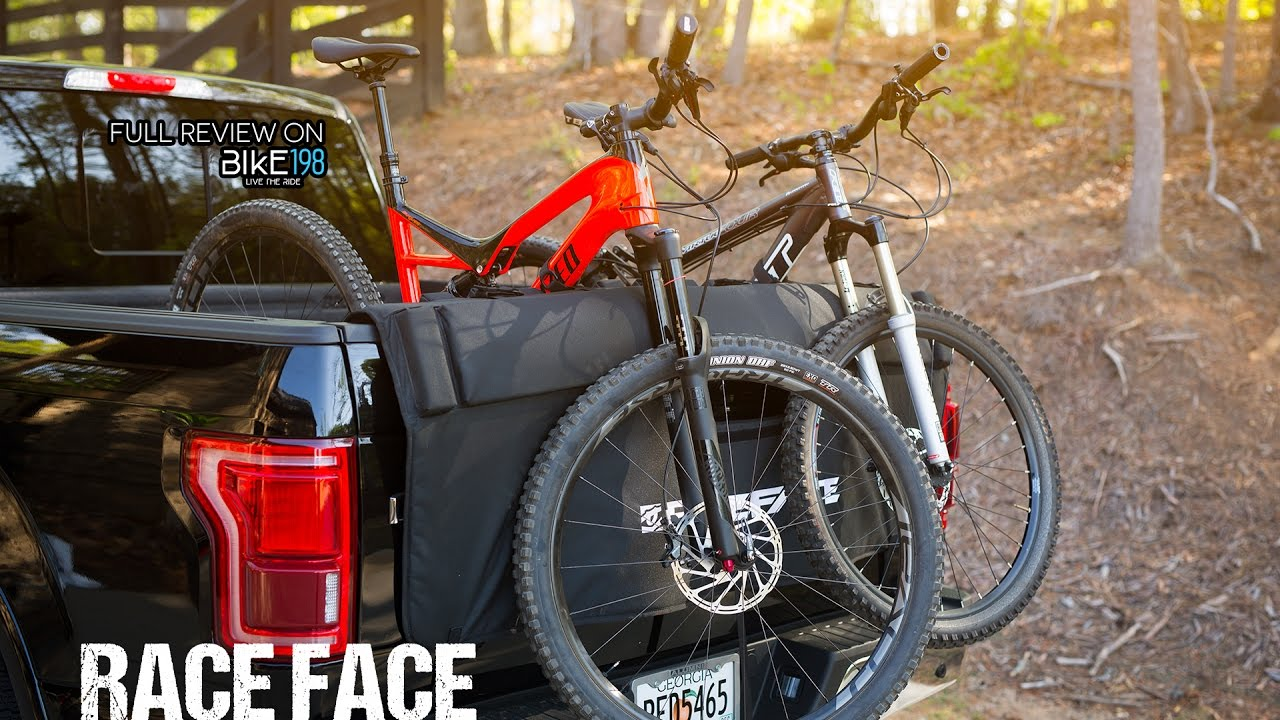 Race Face Large Tailgate Pad Review