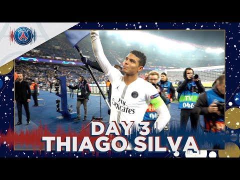 Calendrier De Lavent Football.Psg Calendrier De L Avent Jour 3 Thiago Silva Sport Fr