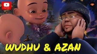 Download Cara Mengambil Wudhu & Azan Maghrib - Upin & Ipin Musim 11