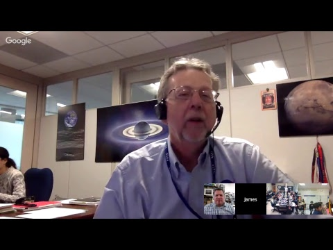 H2M interview with Jim Green , NASA