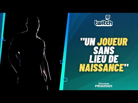 """PES 2021 :  """"Un joueur sans lieu de naissance"""""""
