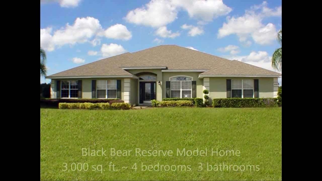 Adams Homes Black Bear Reserve Eustis Florida 3 000