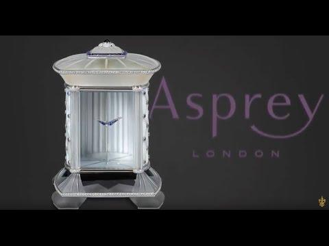 Asprey & Co. Mystery Clock from M.S. Rau Antiques