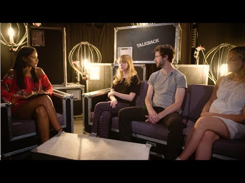 BRITs Talkback | Lucy Rose, Lee Denny and Tess Reidy