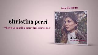 Christina Perri have yourself a merry little christmas audio.mp3