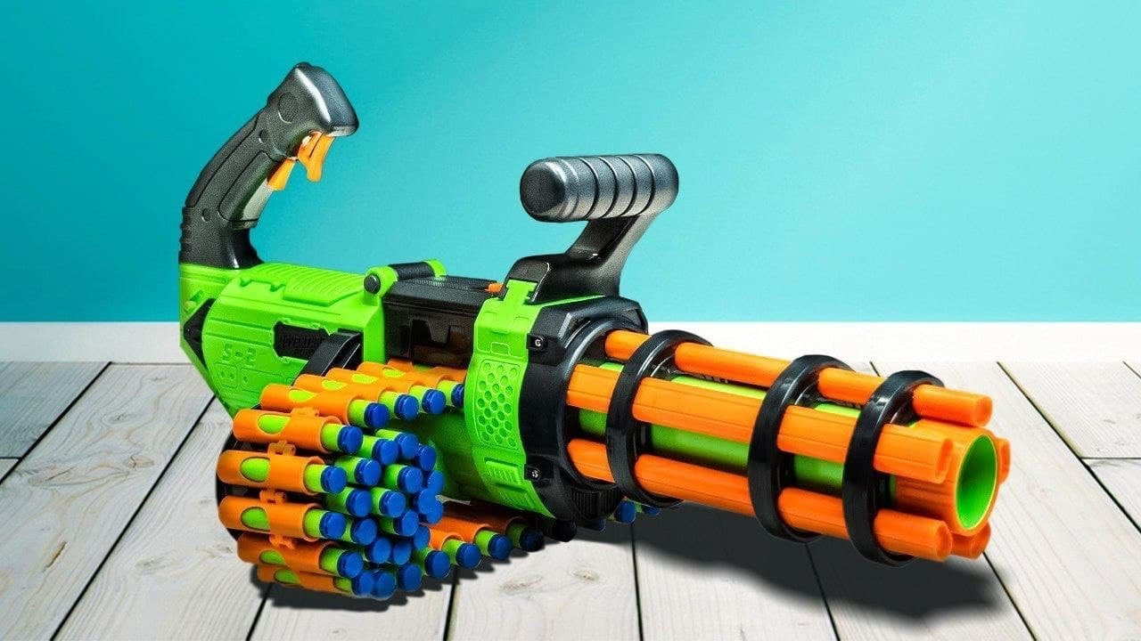 Download 9 COOL TOYS TO START A REAL WAR AT HOME