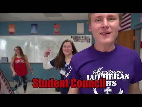 Lip Dub 2019 - Manitowoc Lutheran High School
