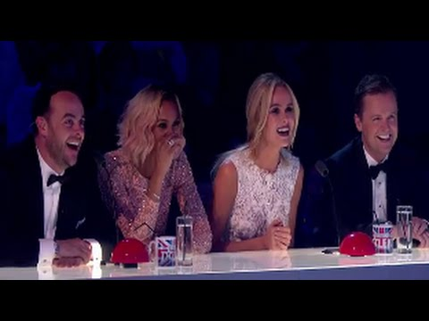 8 Most Amazing Performances At Semi Final Round Britain's Got Talent 2016