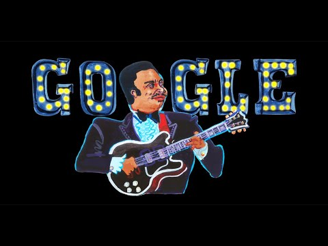 Behind the Doodle: B.B. King's 94th Birthday