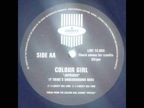 Colour Girl - Joyrider mp3 ke stažení