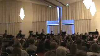 2008 Colorado Masonic High School Band - Cantus Song of Aeolus - July 3, 2008