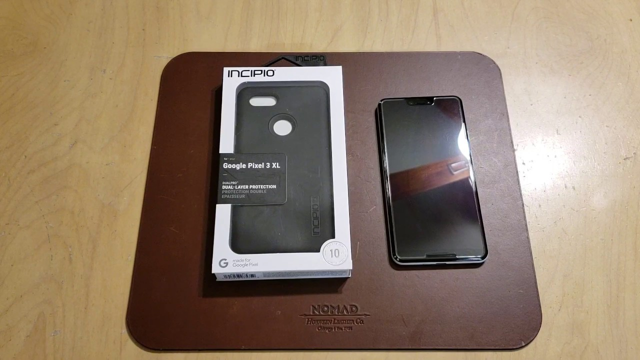 outlet store 1338f eb548 Incipio DualPro Case for the Pixel 3XL