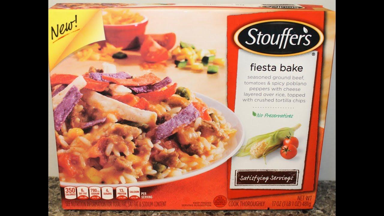 Stouffer's: Fiesta Bake Review