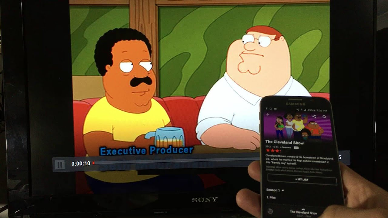 the cleveland show direct download