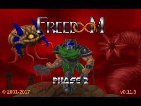 Freedoom: Phase 2 V0 11 3 Soundtrack by cambreaKer