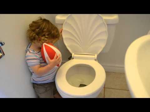 Baby vs Daddy: Round 3 - Gone Down Kakka!