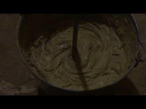 Раствор для кладки печей и каминов