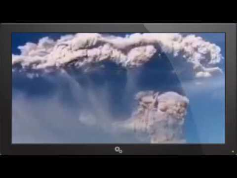 CERNS LARGE HADRON COLLIDER AND THE CALBUCO VOLCANO ERUPTION ~ ARE THEY CONNECTED? - 2017