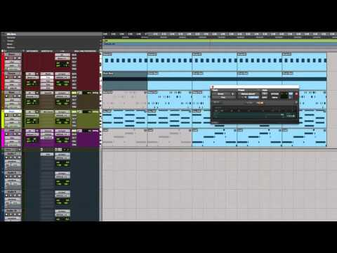 Pro Tools 12.3 –  Drag MIDI To Commit  – The Ultimate Guide