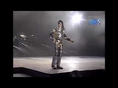 Michael Jackson   History Tour Copenhagen Full Concert HD