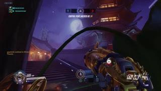 Overwatch  trash Gameplay yaes