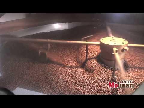 COFFEE ROASTING caffè Molinari