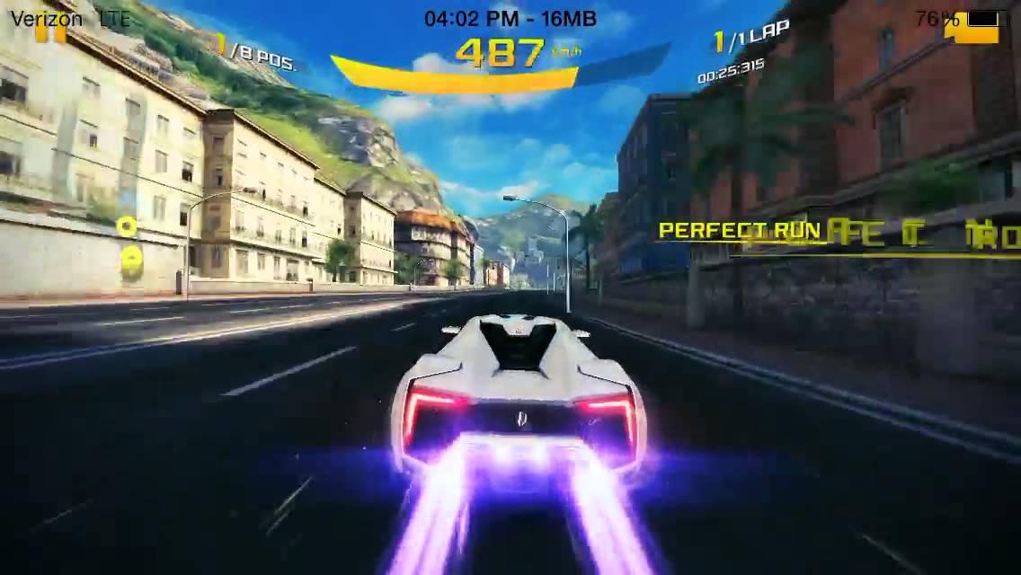 W Motors Fenyr >> Asphalt 8 Lykan Hypersport Vehicle - YouTube