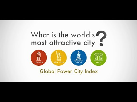 10 Years of Global Power City Index