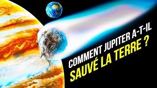 Si Jupiter disparaissait, la vie sur Terre disparaîtrait aussi