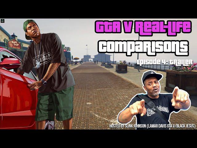 GTA V Real-Life Comparisons Episode 4 Trailer