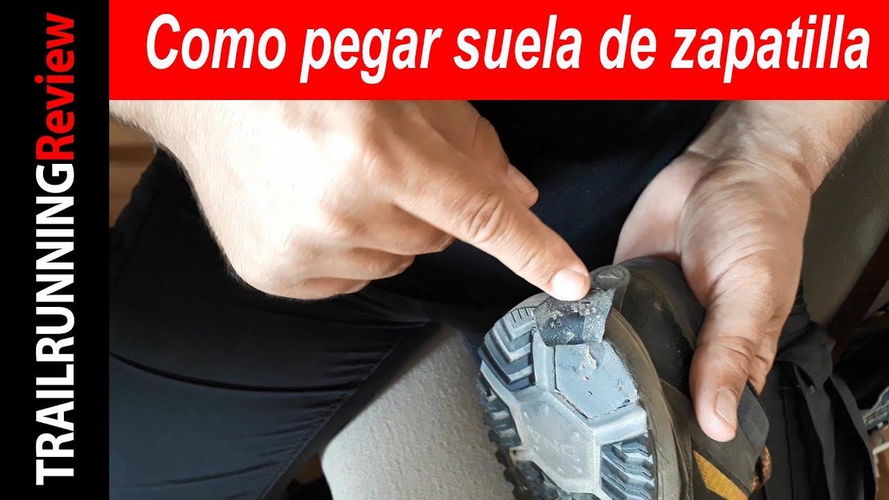 Sole Shoe To How A Stick F1KclJ