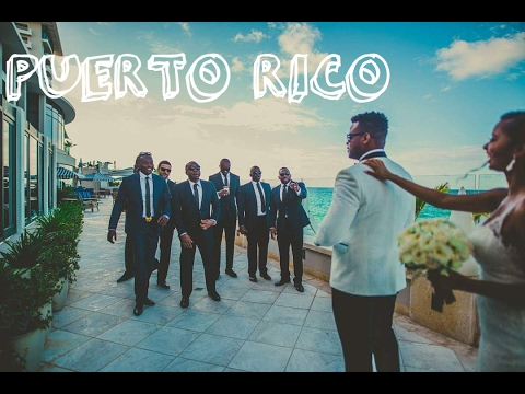 PUERTO RICO TRAVEL VLOG | A friend's destination wedding weekend