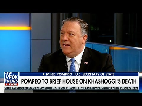 Sec Pompeo So Mega-Cucked By Saudi He Makes Fox News Look Good