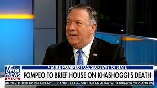 Sec Pompeo So Mega-Cucked By Saudi He Makes Fox News Look Good